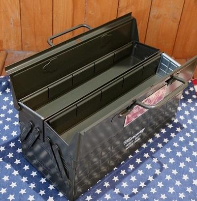 マーキュリーツールボックス MERCURY ツールボックスPRO 工具箱 東洋スチール 日本製 アメリカ雑貨屋 サンブリッヂ 通販