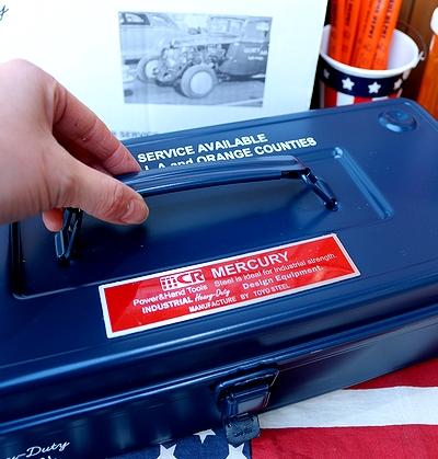 マーキュリーツールボックス マーキュリースタッキングツールボックス アメリカン工具箱 MERCURY通販 サンブリッヂ 通販商品