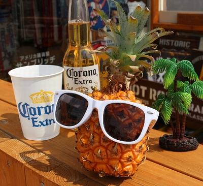 コロナビールサングラス コロナサングラス 栓抜きサングラス CORONA アメリカ雑貨屋 SUNBRIDGE  通販商品