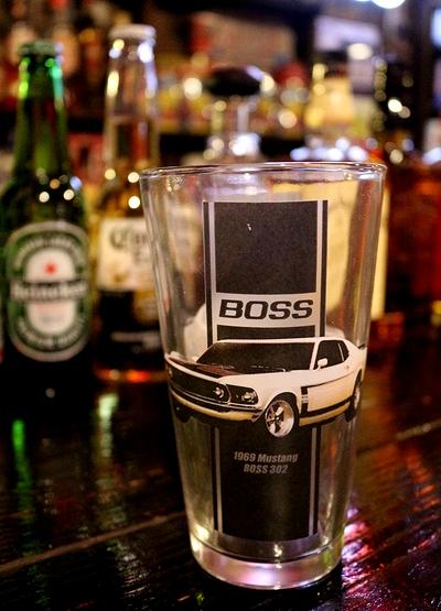 フォードグラスセット マスタンググラスセット フォードマスタングコップ FORD アメリカ雑貨屋 サンブリッヂ