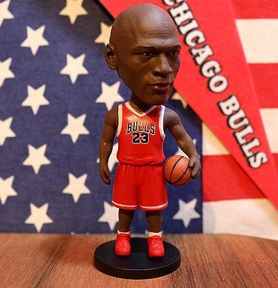 NBA フィギュア マイケルジョーダン アメリカ雑貨 バスケ雑貨 通販 サンブリッヂ