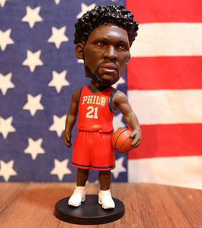 NBA フィギュア ジョエルエンビード アメリカ雑貨 バスケ雑貨 通販 サンブリッヂ