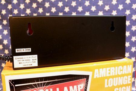 喫煙所 ライト ノースモーキング 壁掛ライト タバコライト アメリカ雑貨 通販 アメリカン雑貨 サンブリッヂ