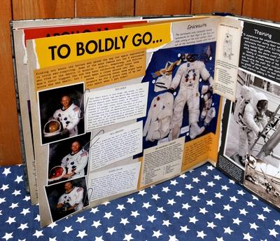 アポロ11号写真集 飛び出す絵本宇宙旅行 ONESMALLSTEP 宇宙本通販 アメリカ雑貨通販 NASA本 雑貨屋サンブリッヂ 岩手雑貨屋