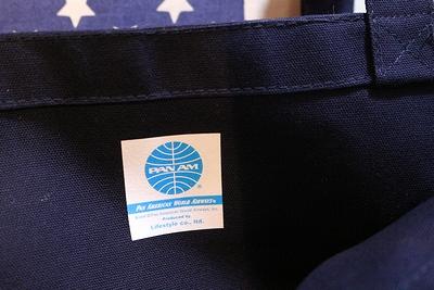 パンナムバッグ PANAMトートバッグ PANAMグッズ アメリカ雑貨屋 サンブリッヂ アメリカン雑貨通販