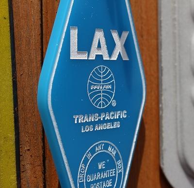 パンナムホテルキーリング パンアメリカ航空 PANAMキーホルダー パンナム航空 アメリカ雑貨屋 サンブリッヂ アメリカン雑貨 通販