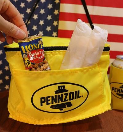ペンズオイルクーラーバッグ ペンゾイルクーラーバッグ ペンズオイル雑貨通販 アメリカ雑貨屋 サンブリッヂ アメリカン雑貨通販
