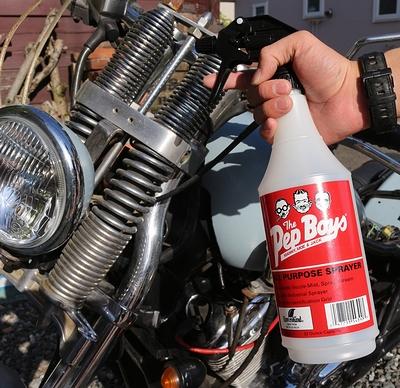 ペップボーイスプレーボトル ペップボーイ雑貨  洗車スプレー カー用品 PEPBOY アメリカ雑貨屋 サンブリッヂ
