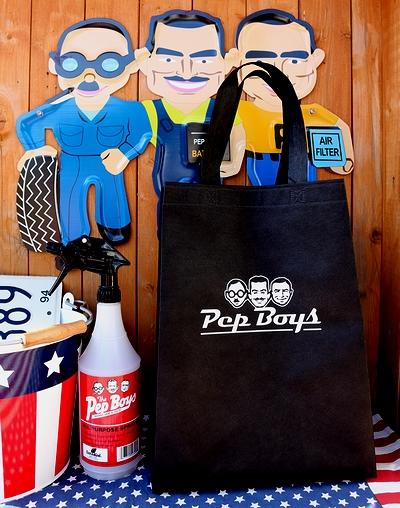 ペップボーイバッグ ペップボーイエコバッグ ペップボーイショップバッグ PEPBOY アメリカ雑貨屋 サンブリッヂ