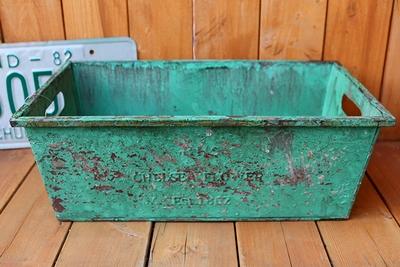 ガーデニングプランター ブリキプランター 鉢植え アメリカ雑貨屋 サンブリッヂ
