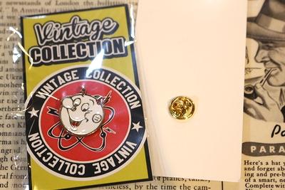 レディキロワットピンズ レディキロキーホルダー ビンテージコレクション レディキロ アメリカ雑貨屋 サンブリッヂ 通販