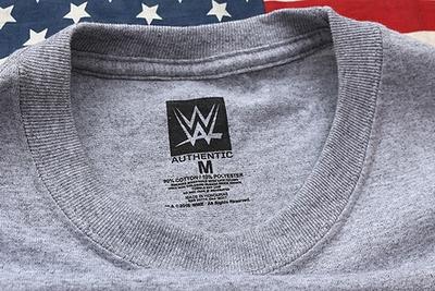 WWEレッスルマニア34Tシャツ レッスルマニア2018 ニューオリンズ大会 中邑 AJスタイルズ  アメリカ雑貨屋 サンブリッヂ 通販