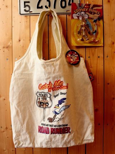 ロードランナートートバッグ ロードランナーバッグ サンブリッヂ アメリカン雑貨 通販