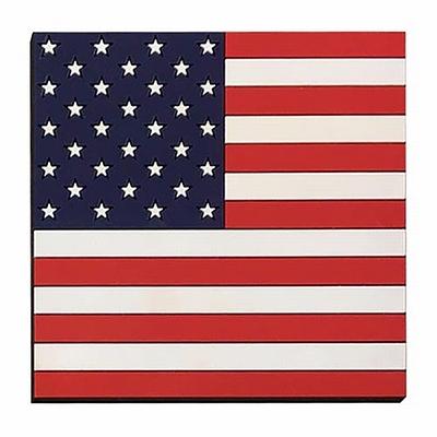 ラバーコースター レディキロワット ROUTE66 アメリカ国旗 USAフラッグ アメキャラコースター アメリカ雑貨屋 サンブリッヂ 通販