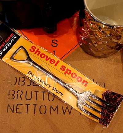 スコップフォーク シャベルフォーク アメリカ雑貨屋 SUNBRIDGE 通販