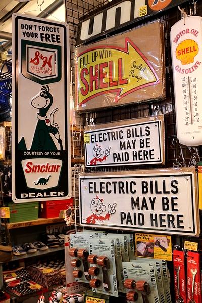 シンクレア看板 シンクレアガソリンスタンド看板 ガソスタ看板 Sinclair アメリカ雑貨屋 看板通販