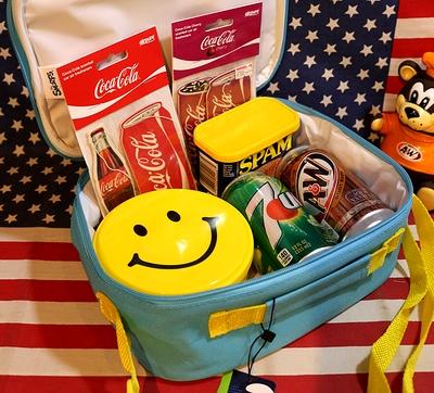 スマーフバッグ スマーフランチバッグ おむつバッグ アメリカ雑貨屋 サンブリッヂ アメリカ雑貨通販
