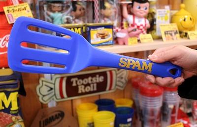 スパムフライ返し ターナー SPAM TURNER アメリカ雑貨屋サンブリッヂ SUNBRIDGE 岩手雑貨