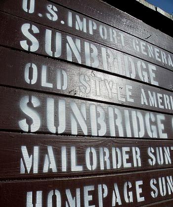 真鍮ステンシルプレート1/2インチ 英字数字記号ステンシルプレート USAHanson社 アメリカ雑貨屋 サンブリッヂ