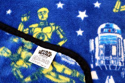 スターウォーズブランケット ふわふわミニブランケット アメリカンブランケット STARWARS アメリカ雑貨通販 サンブリッヂ