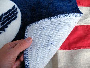 トイレマット USAF USA UNION フラッグ 星条旗 ROUTE66 アメリカ雑貨屋 SUNBRIDGE 岩手 雑貨通販