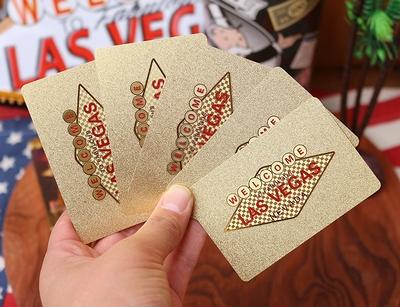 ラスベガストランプ プレイングカード アメリカカジノトランプ ラスベガス アメリカ雑貨屋 サンブリッヂ アメリカン雑貨 通販