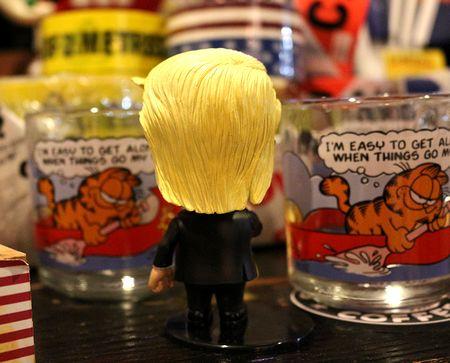 トランプ大統領 ボビングドール 首振り人形 大アメリカ大統領グッズ ドナルドトランプ アメリカ雑貨通販