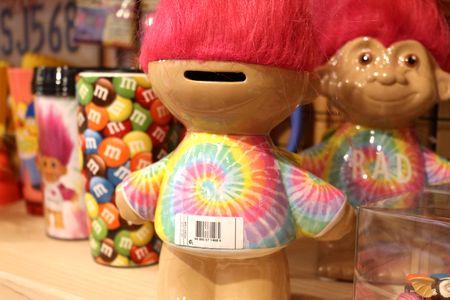トロール人形 トロール 貯金箱 デッドストック 陶器 貯金箱 アメキャラ アメリカ雑貨 通販 サンブリッヂ
