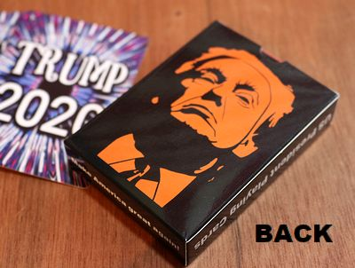 トランプ大統領 カードゲーム グッズ ドナルドトランプ 人形 アメリカ雑貨屋   サンブリッヂ アメリカン雑貨通販