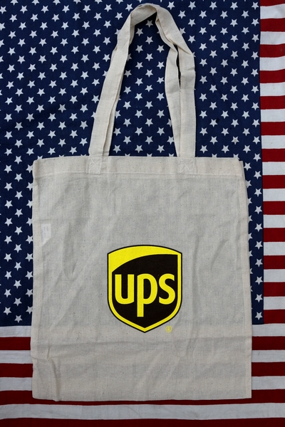 UPSバッグ UPSトートバッグ UPSグッズ通販 アメリカ雑貨屋 サンブリッヂ アメリカ雑貨通販