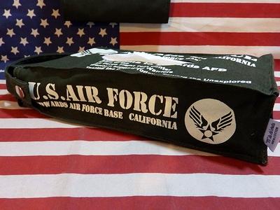 USエアフォースティッシュボックスカバー 壁掛けティッシュBOXケース U.S.A.F アメリカ雑貨屋 SUNBRIDGE