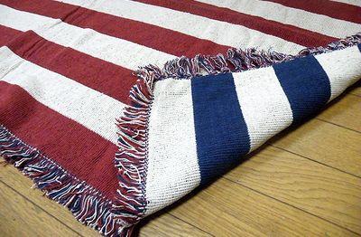 ラグマット アメリカラグ 星条旗ラグマット アメリカ雑貨屋 サンブリッヂ