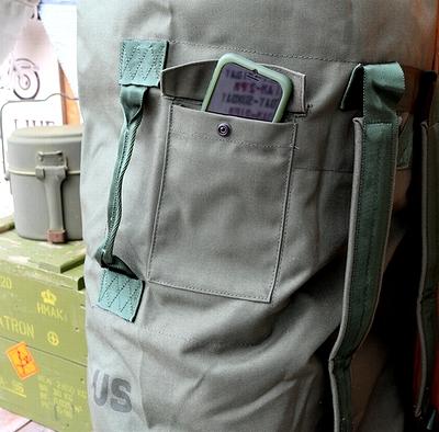 アメリカ軍コーデュラダッフルバッグ ダッフルバッグ ミリタリーバッグ ツーリングバッグ アメリカ雑貨屋 サンブリッヂ
