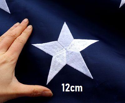 星条旗 特大星条旗 アメリカ国旗 USフラッグ アメリカ旗通販 サンブリッヂ