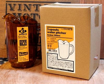ダルトンピッチャー ウォーターピッチャー ドリンクサーバー BBQ水入れダルトン通販 アメリカ雑貨通販 サンブリッヂ 通販