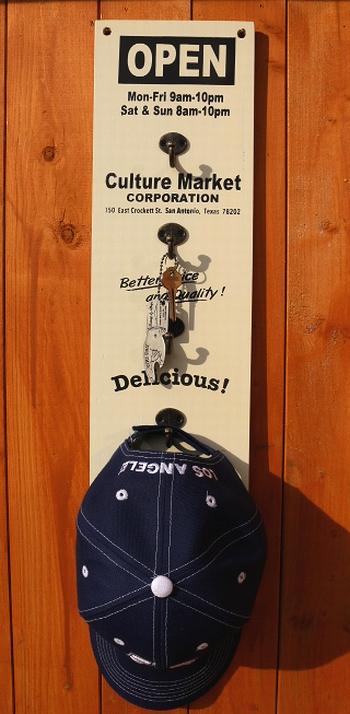 木製フックボード カルチャーマート CULTURE MART アメリカンフックボード アメリカ雑貨屋 サンブリッヂ 通販