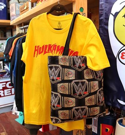 ワールドブロレストートバック アメリカ買付WWEバッグ WWE通販 アメリカ雑貨屋 サンブリッヂ