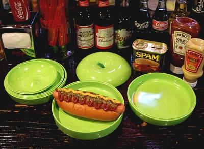 アップルプレート プレートセット グリーン 皿 食器 アメリカ雑貨屋 サンブリッヂ 通販