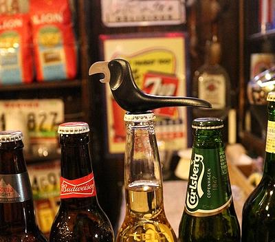 ビアディー Beerdy 栓抜き ボトルオープナー アメリカ雑貨通販 サンブリッヂ SUNBRIDGE