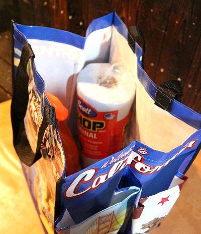 カリフォルニア エコバッグ California アメリカ アメリカ雑貨屋 サンブリッヂ通販  通販商品