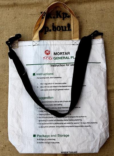 セメントバッグ セメントバッグSGG セメント袋リメイク アメリカ雑貨通販 アメリカ雑貨屋 サンブリッヂ