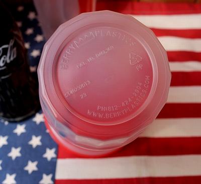 コカコーラ使い捨てカップ プラスチックカップ 6個セット COCACOLA アメリカ雑貨屋 SUNBRIDGE 岩手雑貨屋