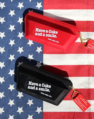 コカコーラインパック IMPAK コインケース 小物入れ ピルケース アメリカ雑貨屋 サンブリッヂ アメリカ雑貨通販