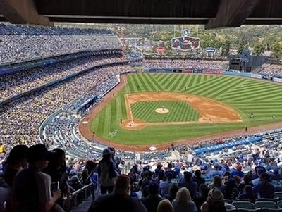 ドジャースバナー ドジャーススタジアム バナー MLB アメリカ雑貨屋 サンブリッヂ アメリカン通販