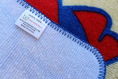 アメリカンフロアマット BIG LUCK KID マット アクリル製 サンブリッヂ アメリカン雑貨通販 SUNBRIDGE