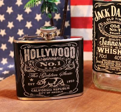 カリフォルニアフラスコ スキットル フラスク california アメリカン通販 サンブリッヂ SUNBRIDGE