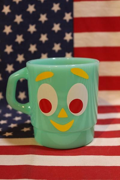 ガンビー スタッキングマグ マグカップ ポリエステル 耐熱耐冷 アメリカ雑貨屋 サンブリッヂ