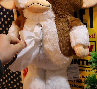 グレムリン ギズモぬいぐるみティッシュケース ぬいぐるみティッシュカバー アメリカ雑貨屋 サンブリッヂ アメリカン雑貨 通販