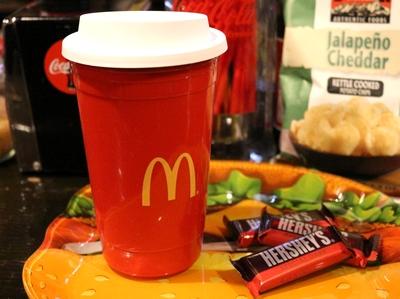 マクドナルドタンブラー マックタンブラー タンブラー 水筒 アメリカ雑貨通販 サンブリッヂ 通販