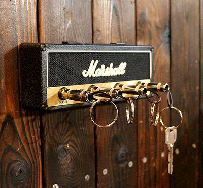 マーシャルキーハンガー ギターアンプ キーフックボード marshall アメリカ雑貨通販 サンブリッヂ 通販商品